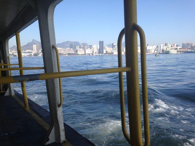 Barcas destino Ilha De Paquetá Rio De Janeiro Public Transportation Rio