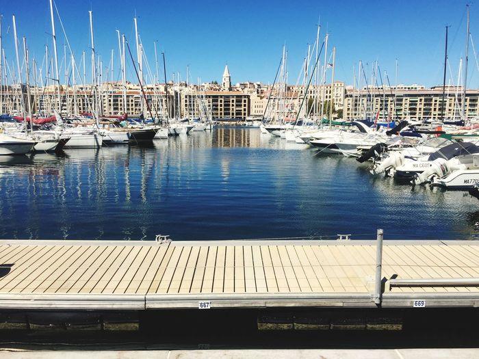Vieux Port De Marseille Marseille Water Nautical Vessel Transportation Harbor Mode Of Transportation Nature Moored