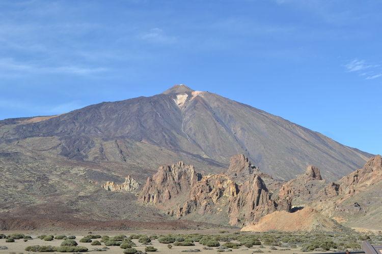El Teide,
