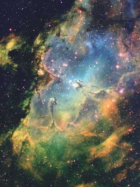 Weltraum Universe Galaxy