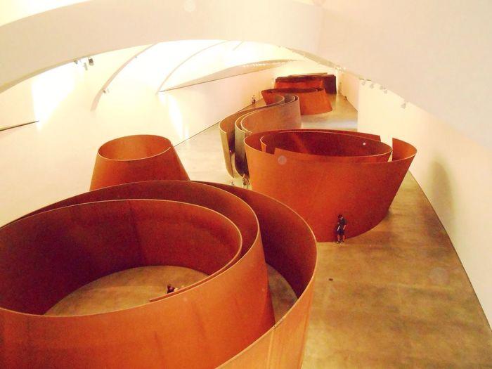 Architecture Art Weirdness Brown Contemporary Art Labyrinth Tall