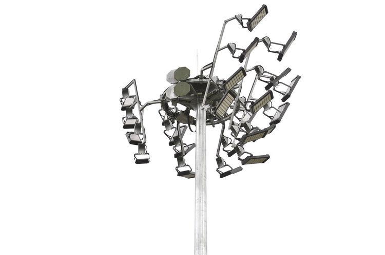 Array Bright Bulb Electricity  Football Halogen Lamp Light Pole Power Soccer Spotlight Stadium Tower