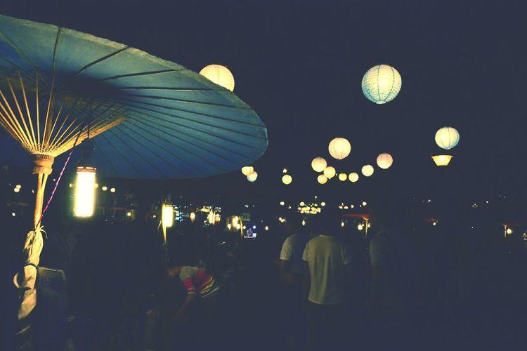 西双版纳 星光夜市 景洪市