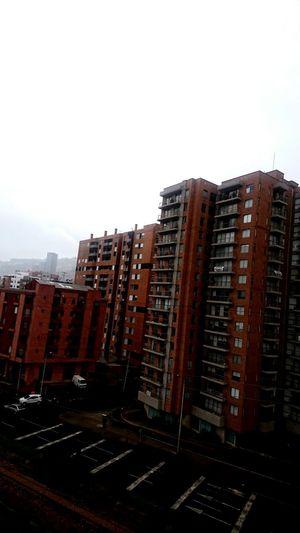 Building Exterior Building Bogotá Bogotacity Life Balcony View Avenue9