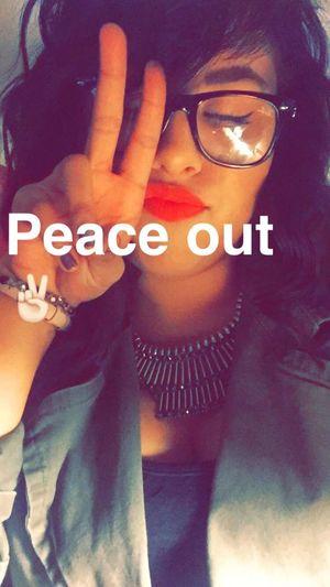 Peace ✌ 2016 Selfies Plumcrazy