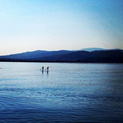 Su üstünde yürümek