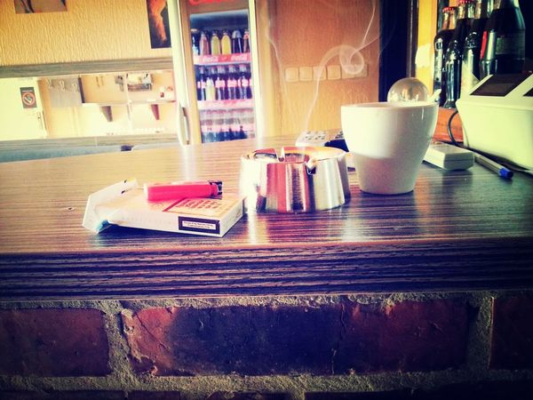 Coffee And Cigarettes Coffe Cup