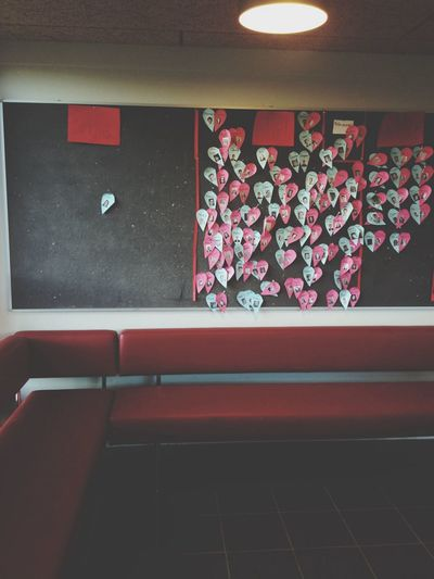 Love At School Cute Wall