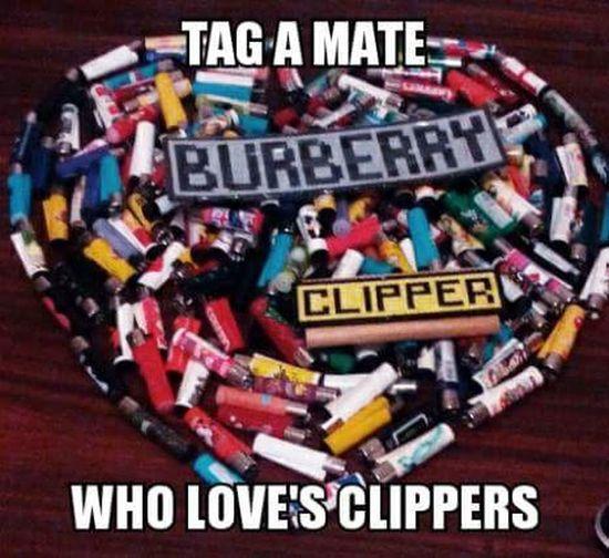 Clipper Lighter Collection Clipper Lighter Love Clipper Lighter