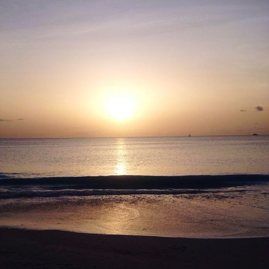 Sunset Relaxing Beachlife Taking Photos Enjoying Life Check This Out Wonderful Beach Love