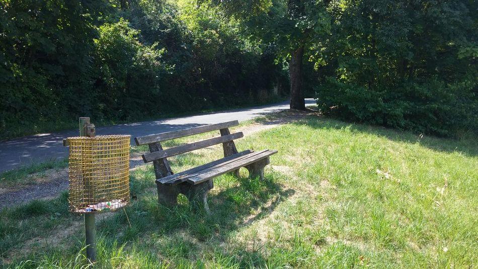 Make A Break Chill Rest Bench Summer ☀ Empty Free Sit