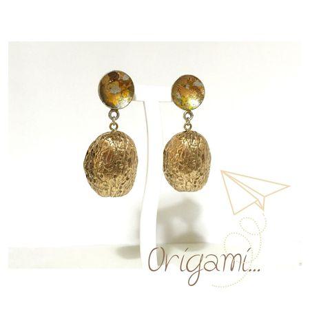 •••OrecchiniNoce••• Orecchini Earring  Noce Bronzo Argento Silver  Gioielli Handmade Goldsmith Gold Gioielleria