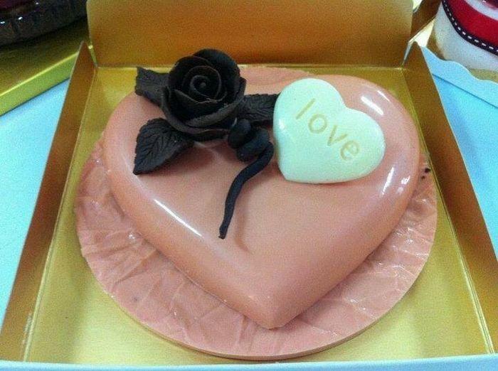 Shoklad Heart Valentine
