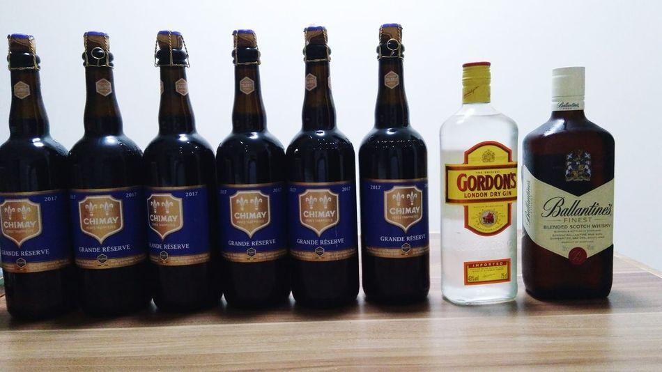 Bottle Alcohol Drink Liquid Hello World Enjoying Life