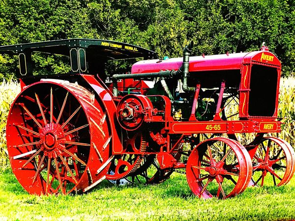 1923 Avery Model 45-65 Old Is Beautiful Love Me Some Tractors 💕