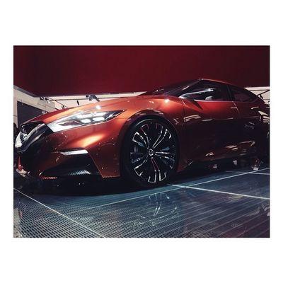 Nissan Concept Cias Cias2014 torontoautoshow toronto autoshow sexy