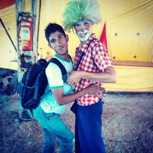 Altas loucuras no circo hj com Jcavalcantemartins