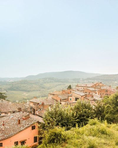 terracotta roofs of Montepulciano, a small village in the Val d'Orcia Betterlandscapes Travel Destinations Tuscany Tuscany Countryside Italy Siena Terracotta Roofs Houses Small Town Stories Montepulciano Hills Rural Scene Nature Landscape_Collection Sonyalpha EyeEm Selects Architecture Built Structure Residential District Building House City Scenics - Nature Rural Scene Landscape Nature Environment Sky Town
