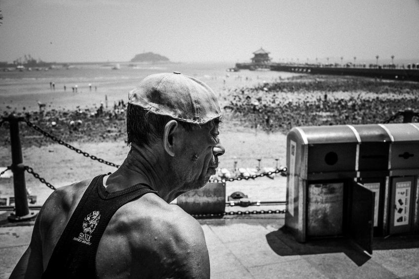 Monochrome Blackandwhite 青岛 Leica Photo 纪实 Streetphoto_bw Streetphotography
