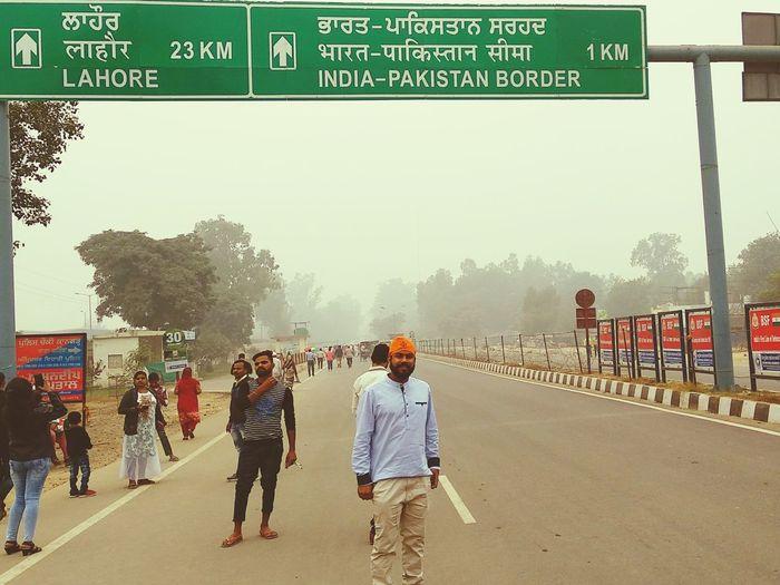 WaghaBorder Wagha Border Punjab Amritsardairies💕 Amritsar Simplevikas Rajput Rajputitude