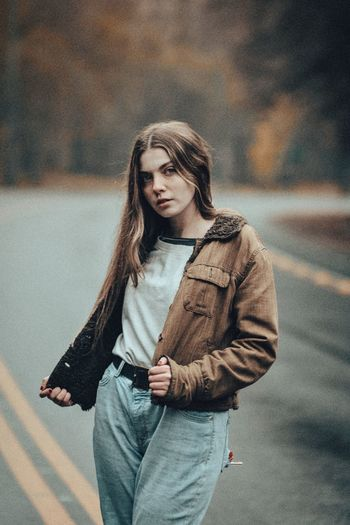 Cold Days❄️🌨️ Blonde Blue Eyes Sexygirl Light Cinematic Cinematic Photography Natural Beauty Natural Light Vintage Young Young Women Rain Folk Folk Art  Cold Mendoza Argentina Cold Temperature Portrait Warm Clothing Standing Winter Sky Posing Pretty Jacket Hands In Pockets