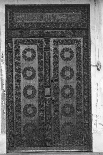Lamu Door in