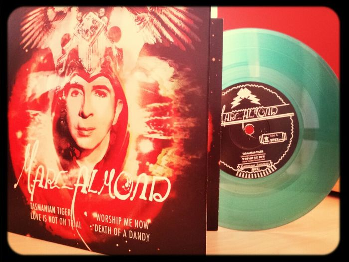 My vinyl collection is growing . Marc Almond Vinyl