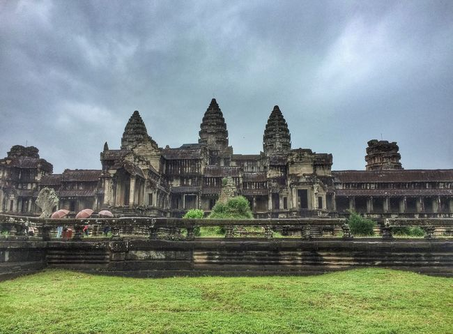 Angkhor! Architecture Spirituality Travel Destinations Famous Place Travel History Ancient