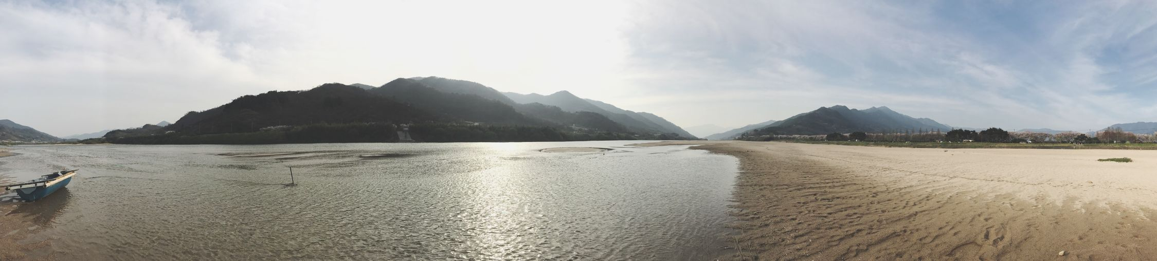 Sumjin_river Koreannature
