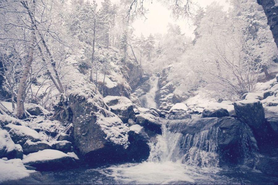 Andorra Winter Wonderland ProCamera - Shots Of The Year 2014 Deepfreeze