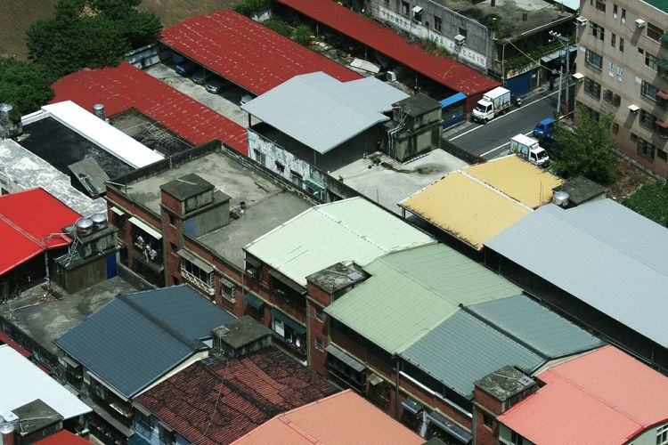 South Rooftop Fromabove Taiwan Style Urban Landscape Urban 4 Filter Urban Geometry Everyday Lives Cityscape From The Rooftop Flying High