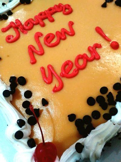 Happy New Year 2016 Sweettooth🍰 Yema Cake ♡