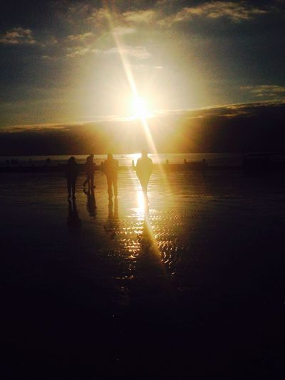 Friends Light Bestmoments Chichester EastWittering Light And Shadow