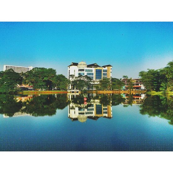 I love my hometown so much. 😚 Perfectreflection 😍