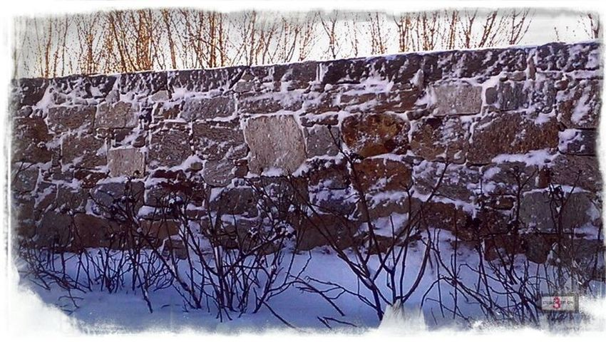 snow wall Walking Around Check This Out Letitsnowletitsnowletitsnow