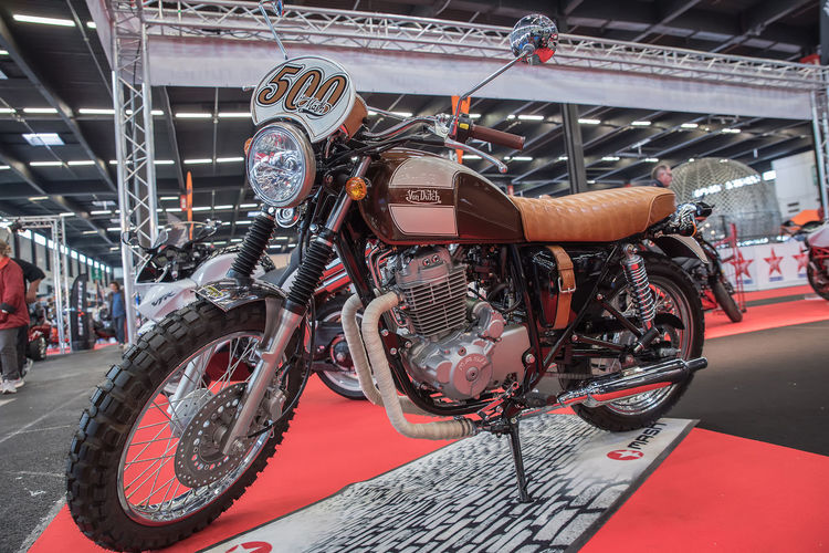 City City Life Day Engine Leisure Activity Lifestyles Mode Of Transport Moto Motor Motorbike Motorcycle Motorcycles Outdoors Red Von Dutch