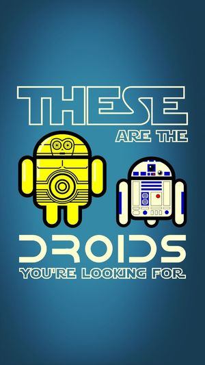 Star Wars Day Android May The 4th Be With You Happy Star Wars Day