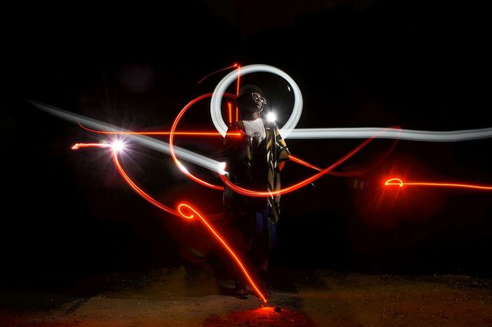 Lightpainting Marko93 Light Motion Art Art, Drawing, Creativity Glowinthedark Africa Light Trails Calligraphy Art