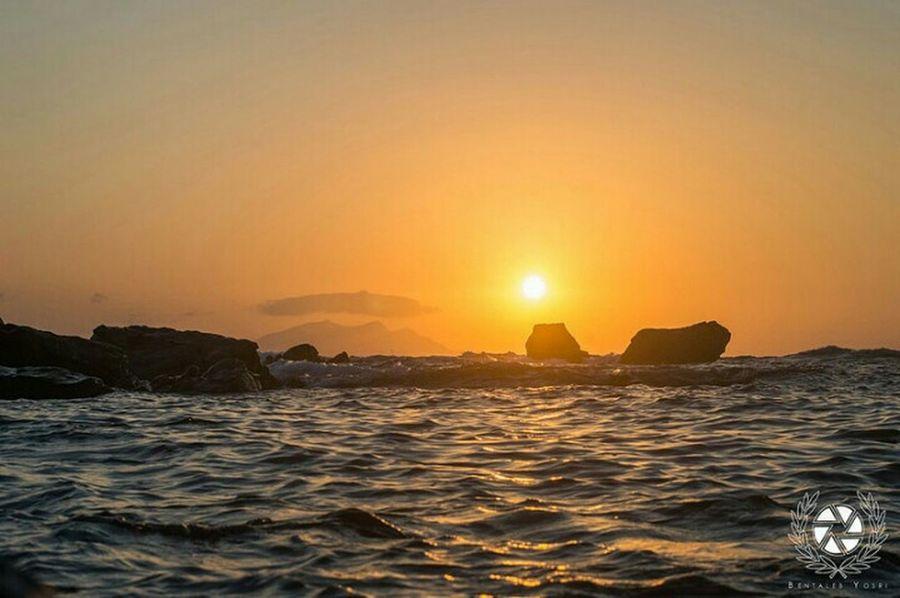 Nikonphotography Hawareya Tunis Photography Eyemtunisia Eyem Best Shots Outdoor Photography Sunset Seascape Summer2015 Reflection
