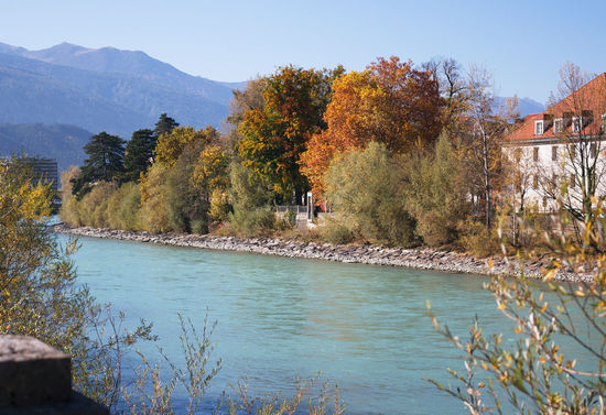 Austria Innocence Innsbruck Autumn Beauty In Nature Day Lake Nature Tranquility Tree Water