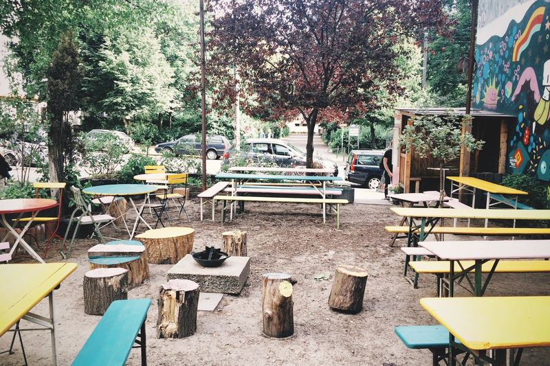 Berlin Summer Playground for Adults