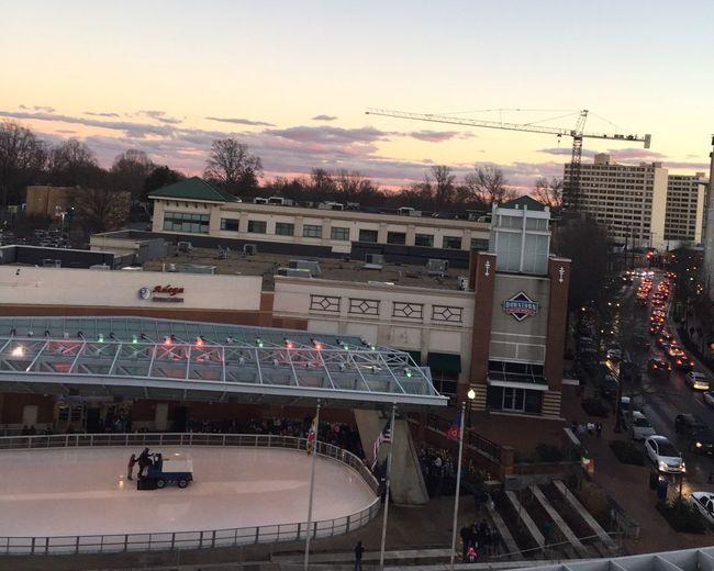 Showcase: January Outdooriceskating Iceskating Outside is Fun