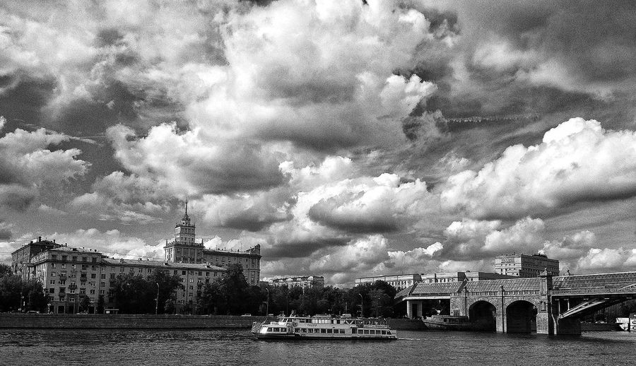 cool Moscow summer