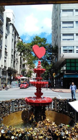 Valentine's Day  Love Cloud - Sky Outdoors Water Tree City Travel Destinations
