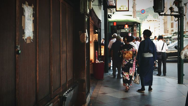 I already miss the streets of Kyoto Walking City People Kyoto YUKATA Street Observing Exploring The Week On EyeEm Live In The Moment Beauty In Ordinary Things Been There. An Eye For Travel Stories From The City Summer Exploratorium Adventures In The City The Traveler - 2018 EyeEm Awards The Street Photographer - 2018 EyeEm Awards Summer Road Tripping