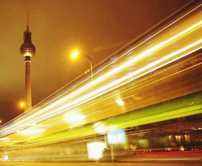 Capture The Moment Berlin, I love my city, Street Photography Traffic Lights traffic Night Lights