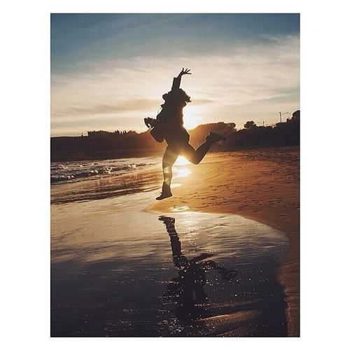 EpidemiadeFelicidad sentir vivir el mar a tus pies Igersperu Verano2014 Tota life