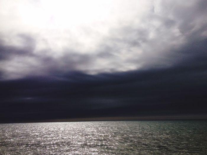 Sea Dark Horizon Water_collection Apocalypse Capturing Freedom Cayeux Sur Mer Freedom