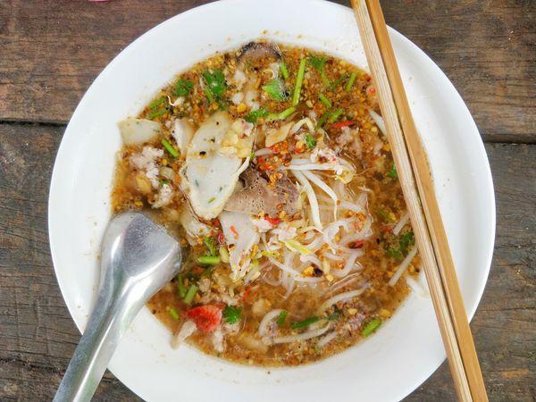 Thai Noodle Style Noodle Shop Noodle Restaurant