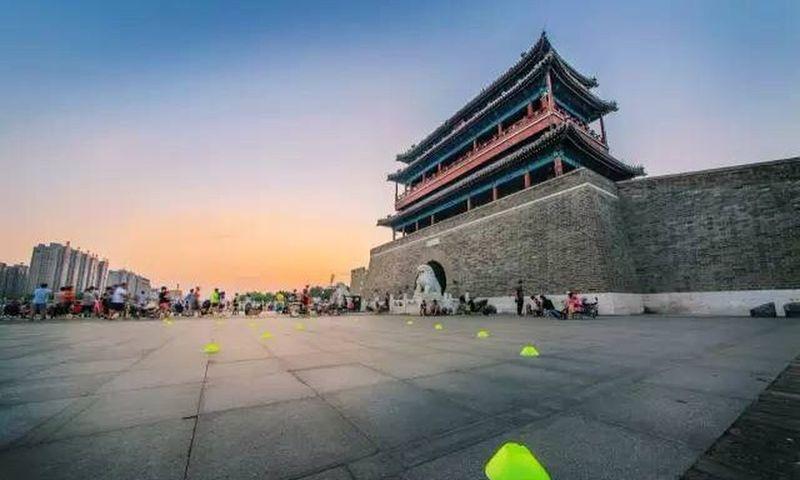 正阳门-北京 Beijing qianmen -